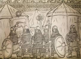 The Last of the Romans: Skoutatoi by ImperatorDavianus