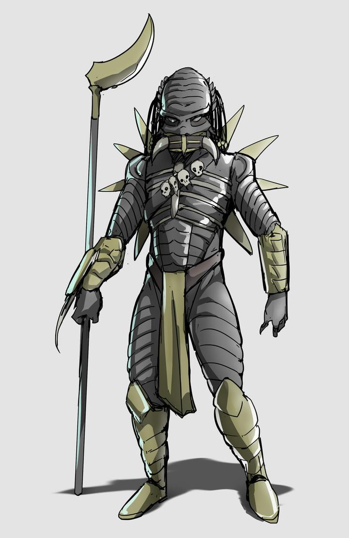 Cribal: meet Voodoo. by ImperatorDavianus