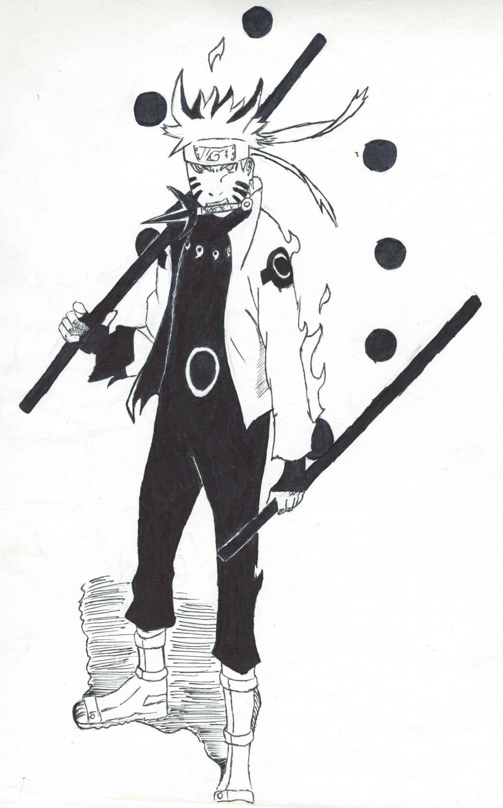 Naruto Ashura