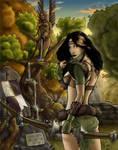Guild Wars: Emerald Maiden