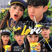 Template  Crazy  Love by CromwellXoxoLu
