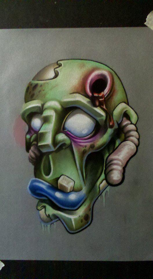 Brains!!! by malignant-child