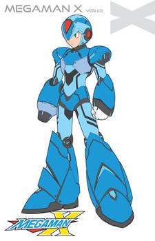 Megaman X-Ver.Ke