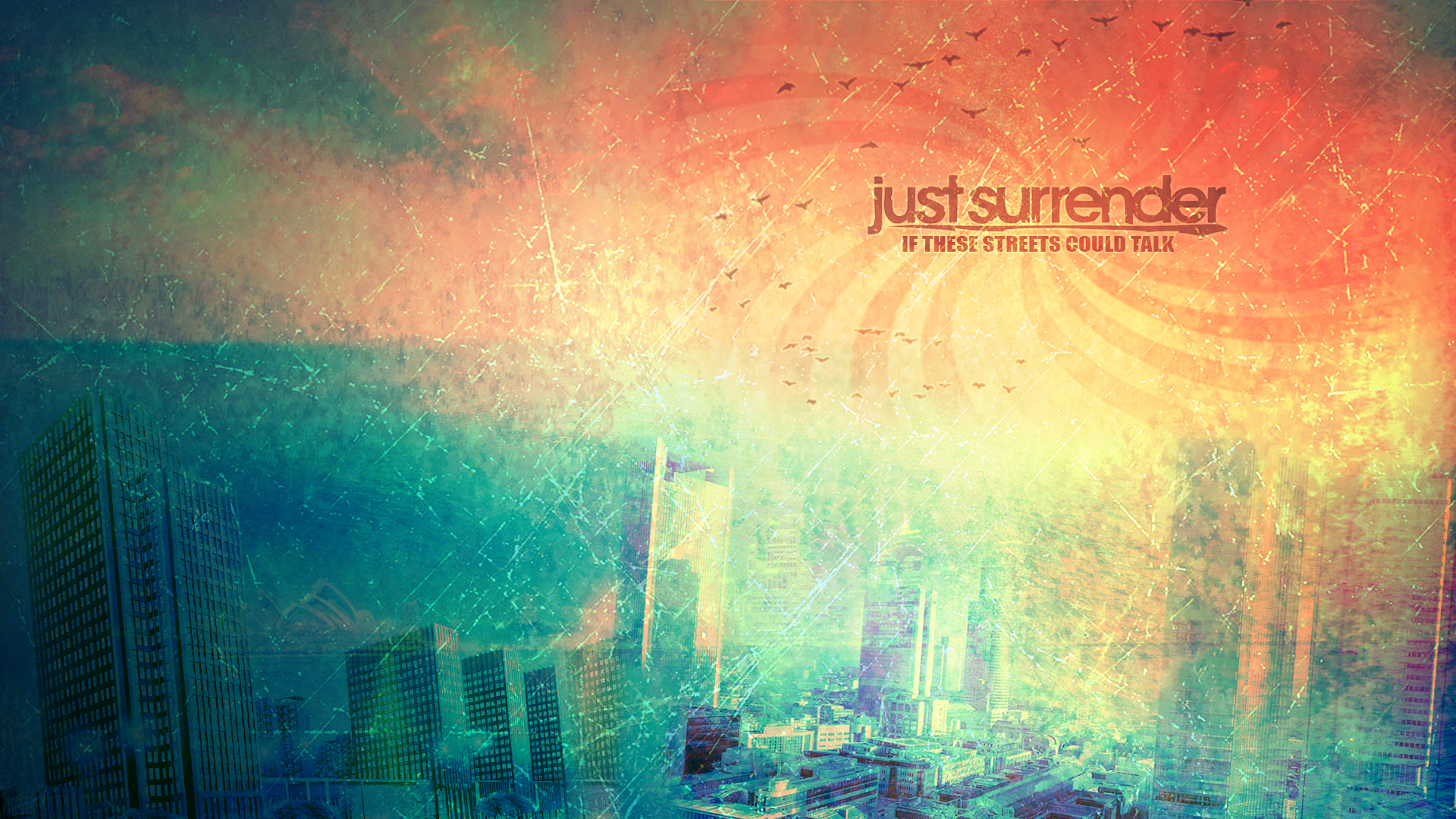 Just Surrender Wallpaper Full Hd 1080p By Polemaios On Deviantart
