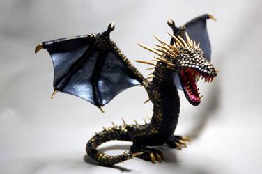 Batanes Island Spike Dragon by Arilou