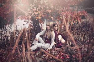 Silence by chuckphotography