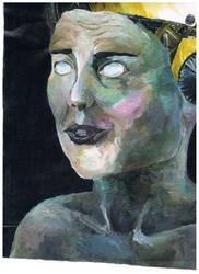 Clockwork woman by ciabattara