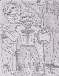 Granite Gut: The Drunkin' Dwarf by Shaylore