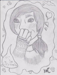 Teenage Girl by Shaylore
