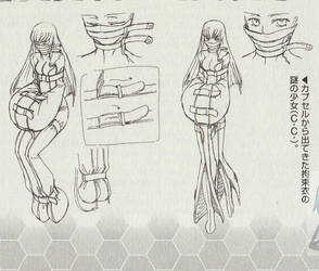 C.C. (Dengeki Data Collection 26) by kakumeiouzi