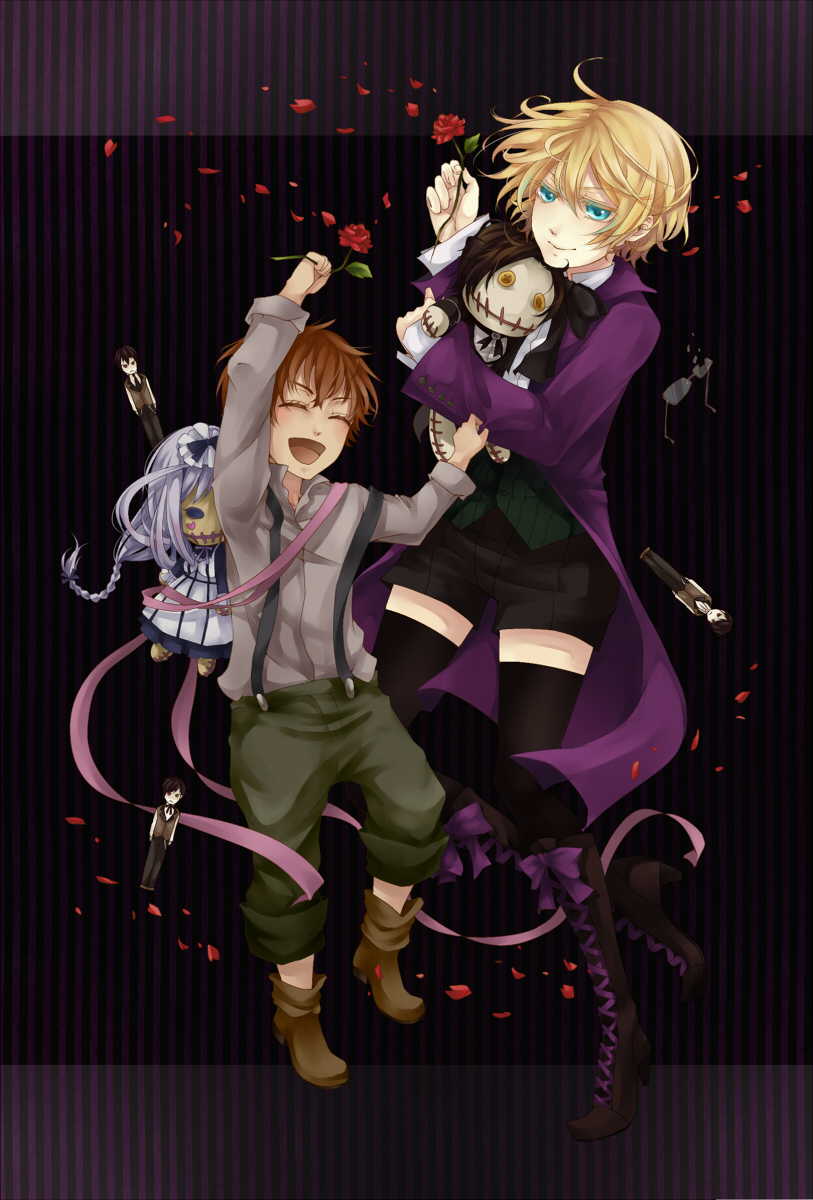 HB to ALOIS 2010 by cintychikooo