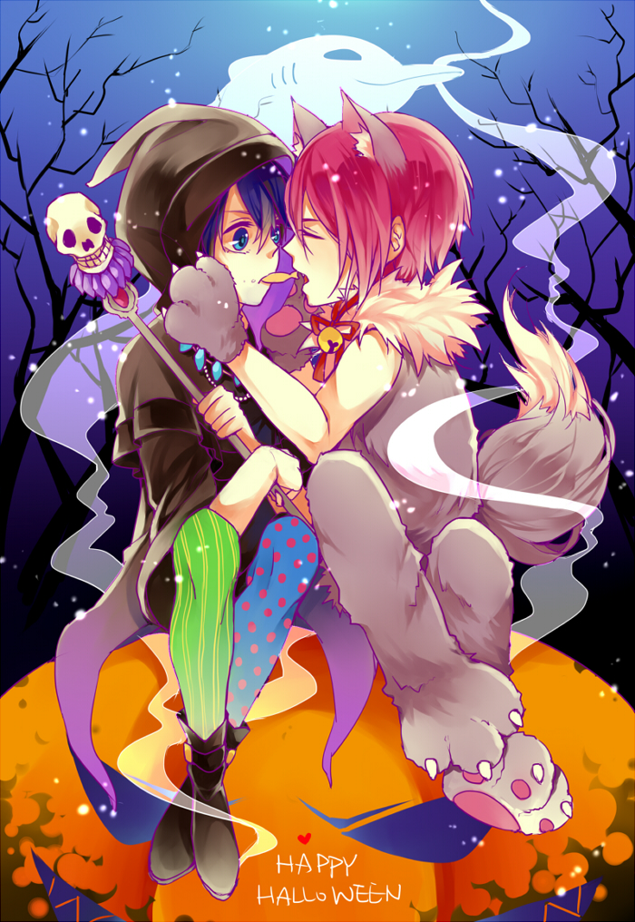 -HALLOWEEN! - rinharu by cintychikooo