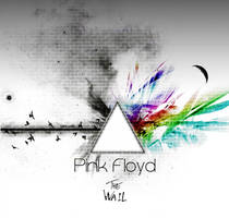 Pink Floyd-The Wall: Custom Album Cover by mgwin17