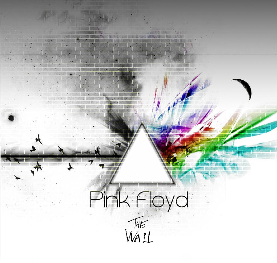Pink Floyd-The Wall: Custom Album Cover by mgwin17 on DeviantArt