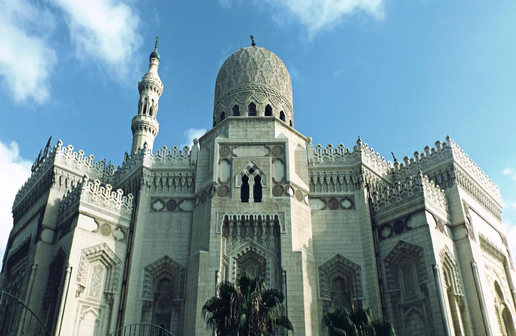 El-Mursi AbulAbbas Mosque by Sara0TH