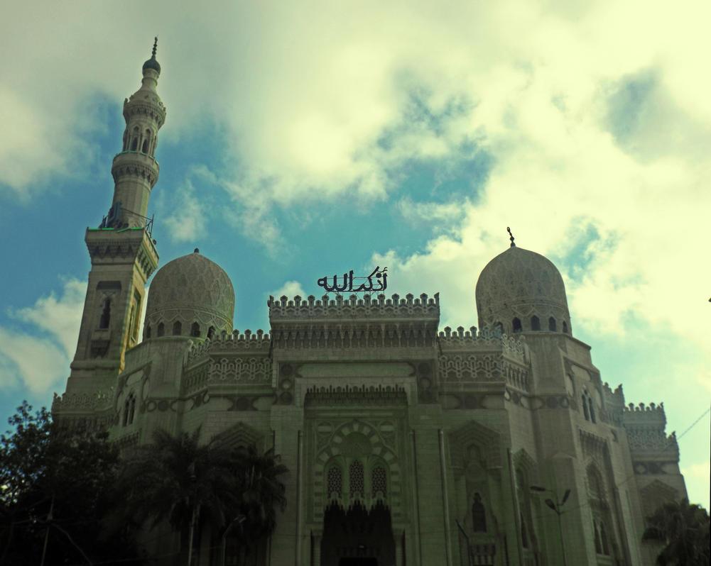 El-Mursi AbulAbbas Mosque [2] by Sara0TH