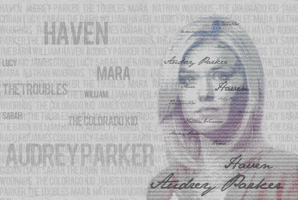Audrey Parker - Haven. by Sara0TH