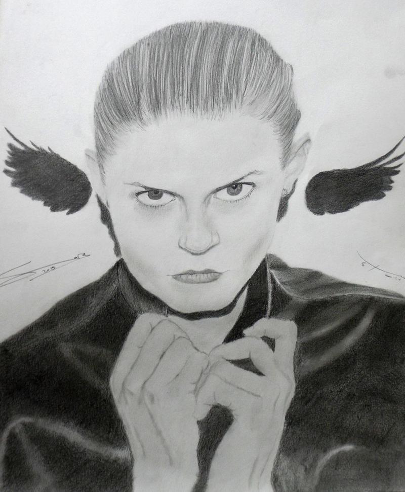 Dark Swan (OUAT) by Sara0TH