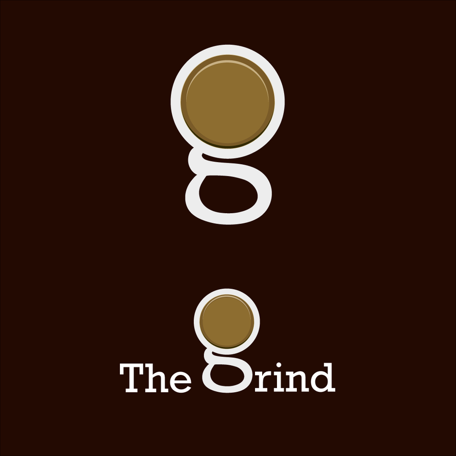 The grind logo #ThirtyLogos by Sara0TH