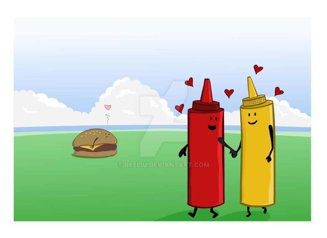 Burger Love by beeliu