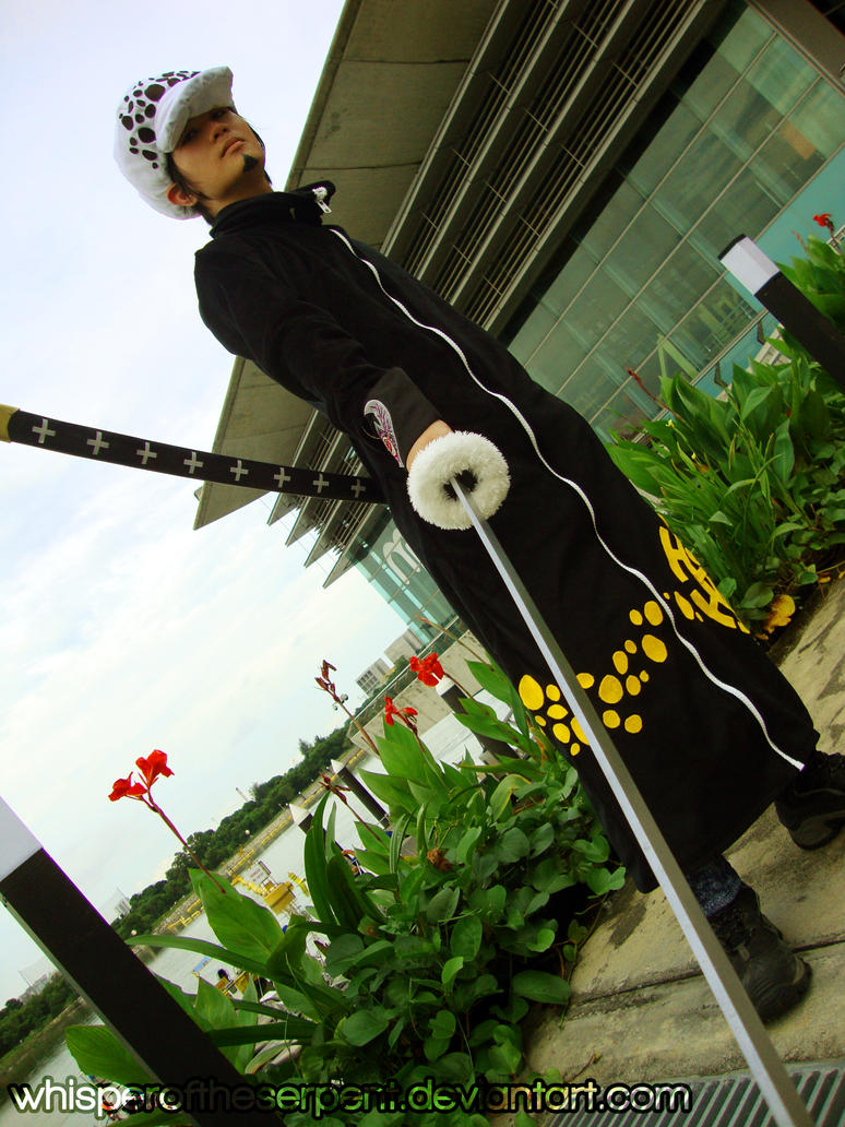 One Piece Timeskip - Trafalgar Law [Cosplay] by ...