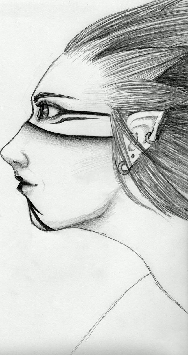 Hunter by aloramilan