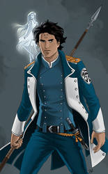 Kaladin Stormblessed by Sarctic