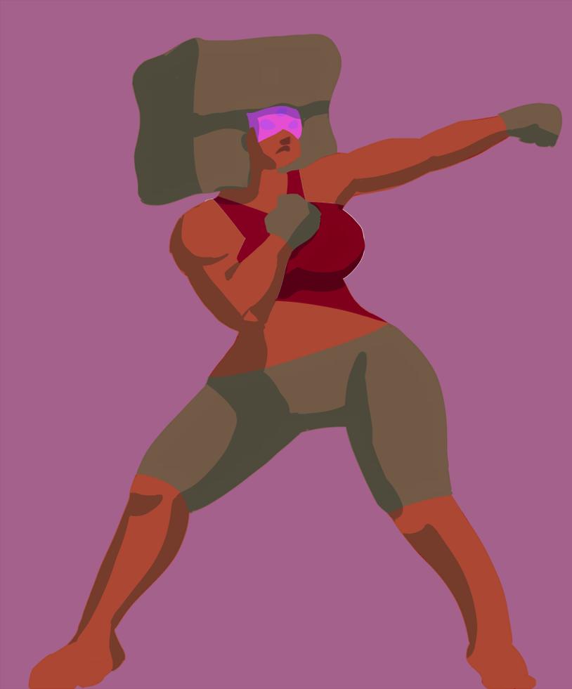 Garnet punch by metichi