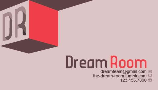 Dream Room Business Cards by alysianoel