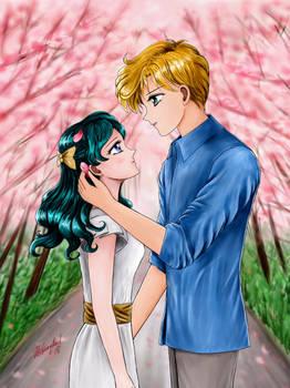 Sailor Moon - HaruMichi DAiC