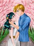 Sailor Moon - HaruMichi DAiC by TheKissingHand
