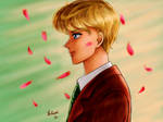Sailor Moon Tenoh Haruka redraw S Season Ep.92 by TheKissingHand