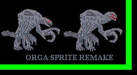 Orga Sprite  Number2 by bagan-x-godzilla