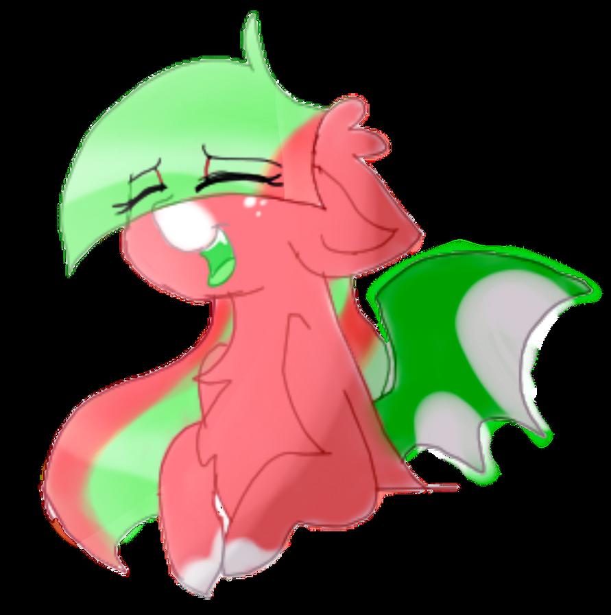 Oc | Melon Horse by Tiz4905