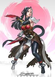Shirase - Fighting EX Layer