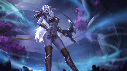 Commission Sanuri (World of Warcraft - Nightelf)
