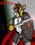 SirKilju the Lion Paladin