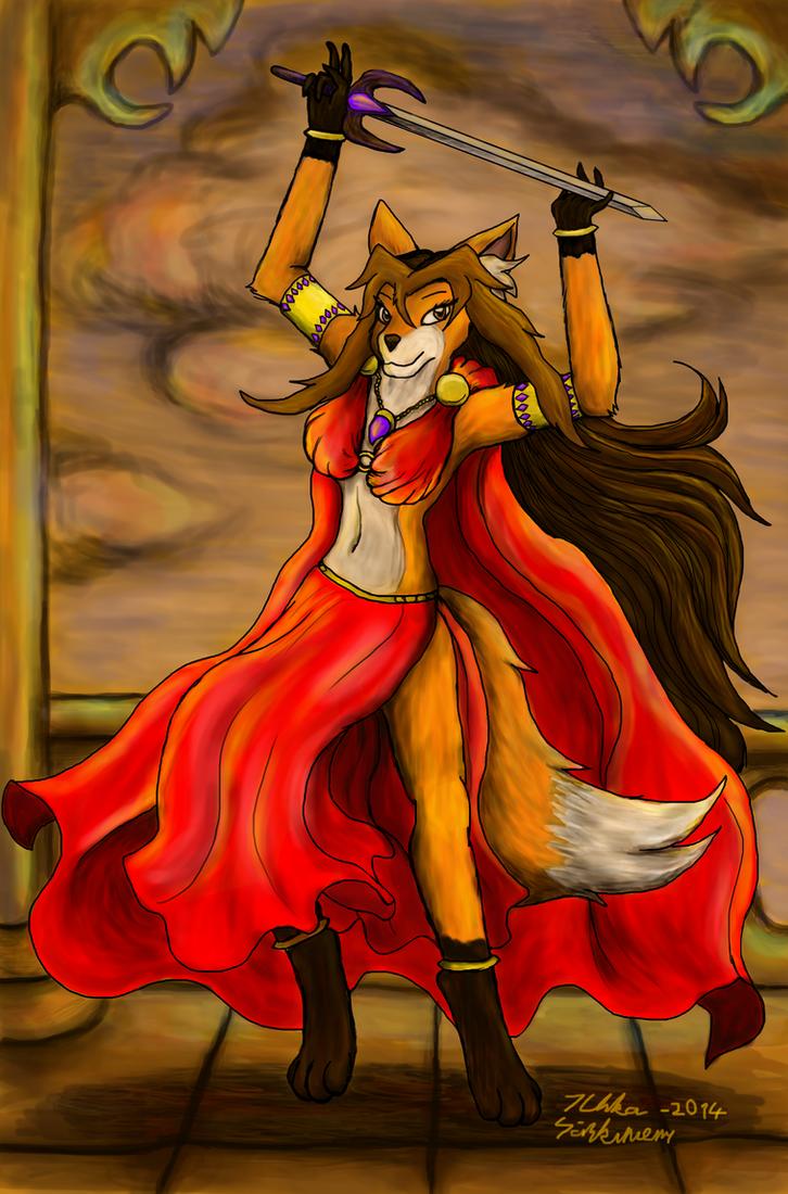 Princess Anima by SirKiljaos