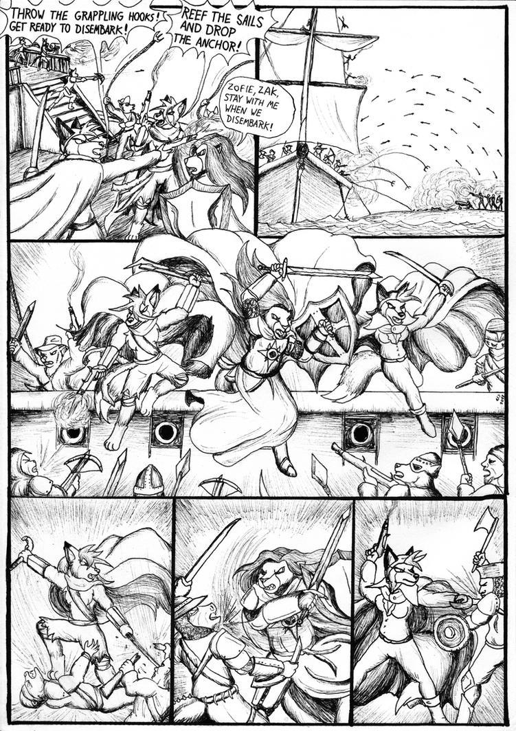 Fairy of Tasku page 06 by SirKiljaos