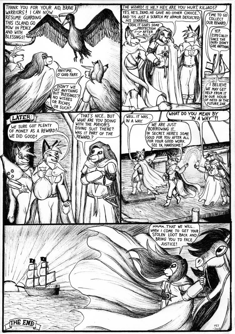 Fairy of Tasku page 10 - Finale by SirKiljaos