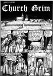 Church Grim page 1 by SirKiljaos