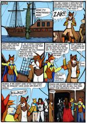 Karamador: Iku-Turso Awakens, page 4