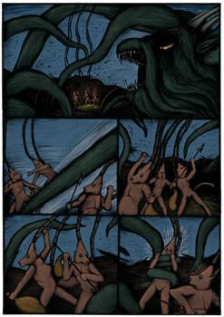 Karamador: Iku-Turso Awakens, page 12
