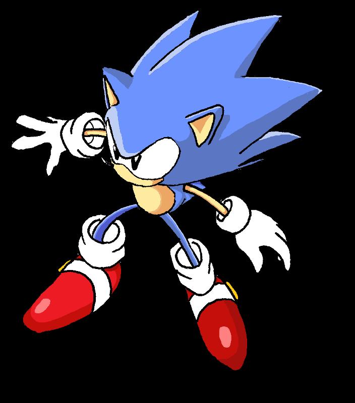 Sonic Cd By Jugg-e On DeviantArt