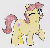 Birthday Gift: Pony Emi by Slasher0001