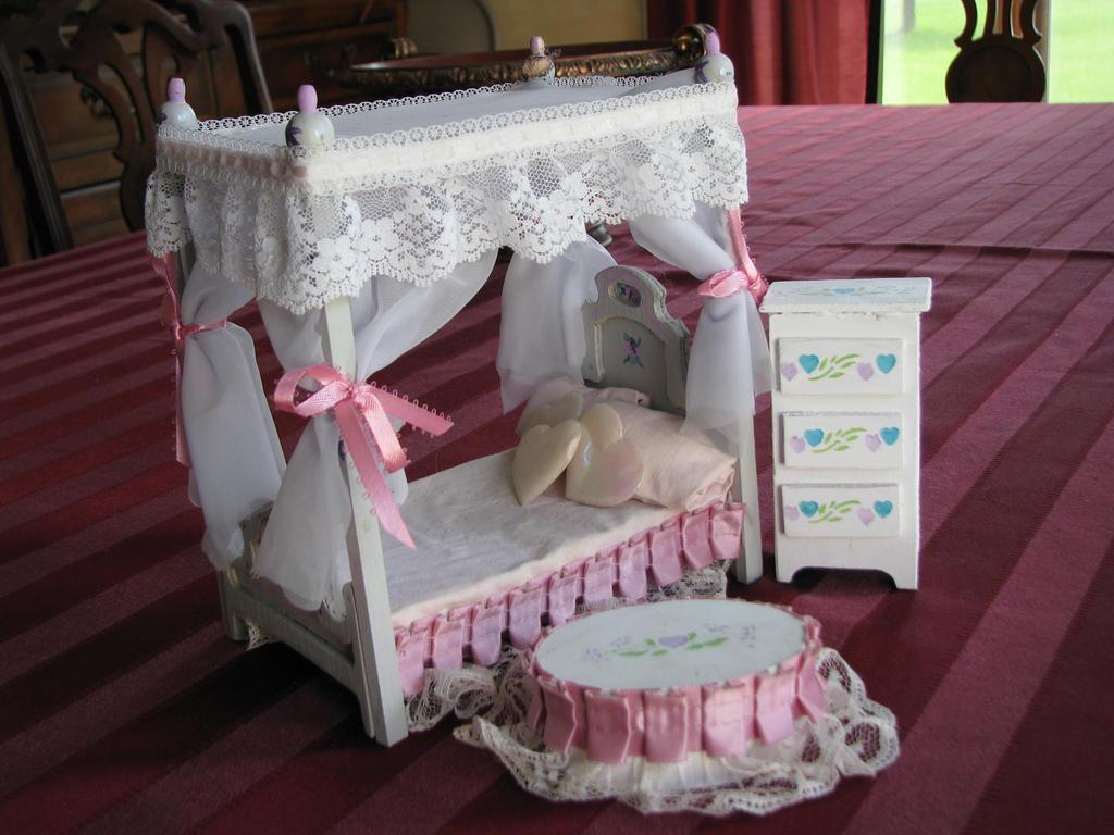 Shabby Chic Bedroom Set By Duskofinnocence On DeviantArt