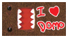 I heart Domo by HornedStorm