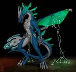 Electric dragon Raicurese