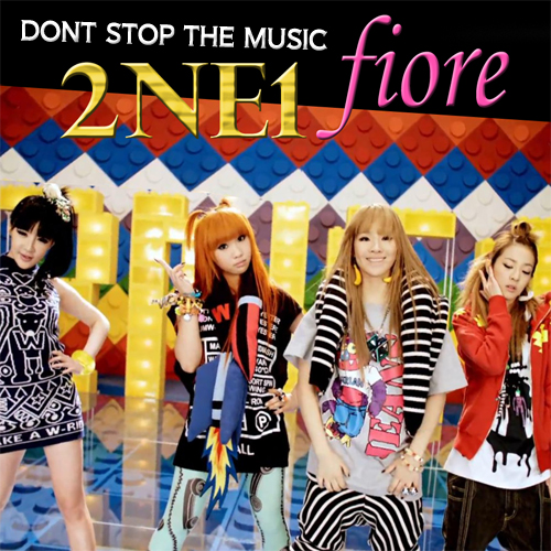 Dont Stop The Music-2NE1 Cover by voltito on DeviantArt