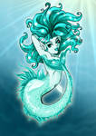 Mermaid for Michi